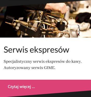 Naprawa ekspresów do kawy we Wrocławiu i Opolu