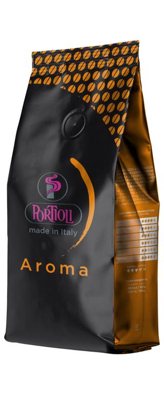 Wysokiej jakości kawa ziarnista do biur Aroma