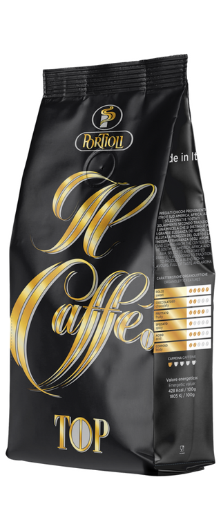 Wysokiej jakości kawa ziarnista do biur Il Top